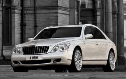 Maybach 57 Project Kahn per il Royal Wedding