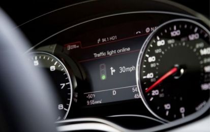 Come risparmiare tempo al semaforo: il sistema Audi Traffic Light