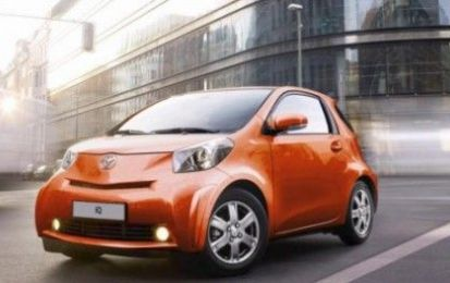 Toyota iQ Tobasco, city car in edizione limitata