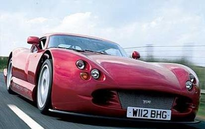 TVR, supercar in arrivo nel 2010