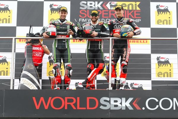 SBK Donington 2015 pagelle