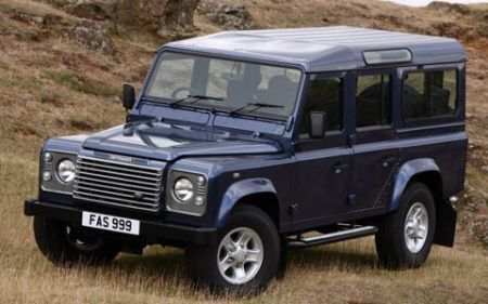 Richiami Auto: Land Rover Defender