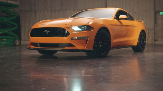 Ford Mustang 2018, svelato il restyling [FOTO]