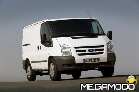 Ford Transit: anche GPL