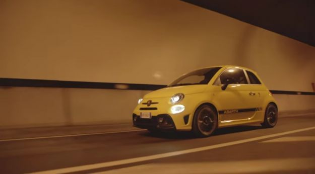 Abarth 595 2016 web conference