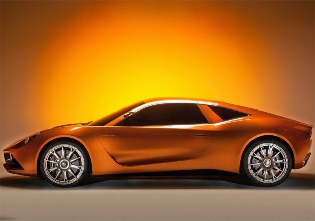 Artega Scalo Superelletra al salone di Ginevra 2017 Touring Superleggera