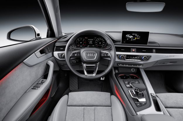 Audi A4 Allroad 2016 interni