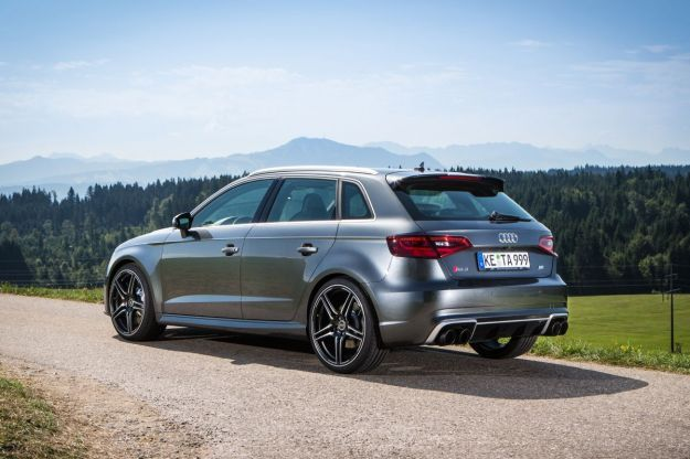 Audi RS3 Sportback by ABT posteriore