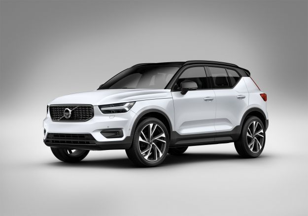 Auto Anno 2018 Volvo XC 40 Car of the year 2018