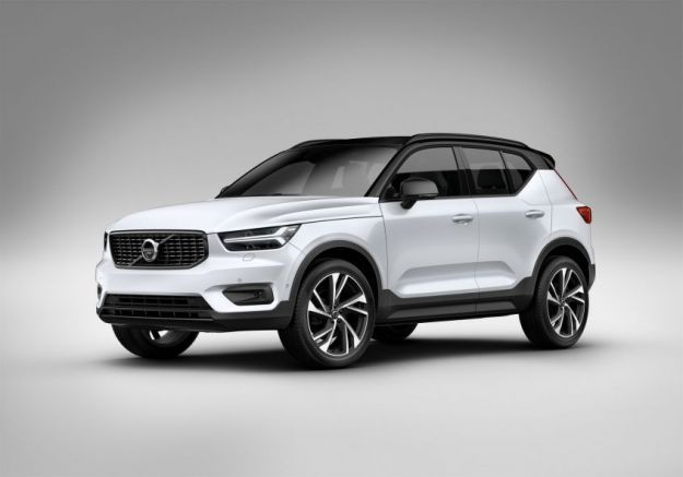 Auto dell'Anno 2018: Volvo XC 40 vince il titolo di Car of the Year
