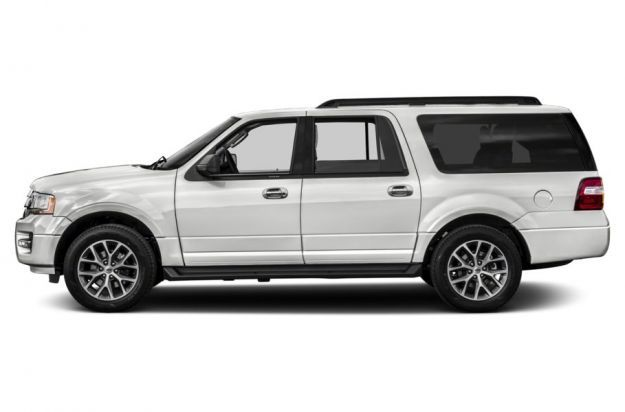 Auto più grandi del mondo Ford Expedition EL