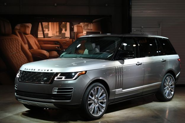 Jaguar Land Rover Introduces Three New Vehicles From Its Special Vehicle Operations Division, Including Global Debut Of Top Of The Line 2018 Range Rover SVAutobiography