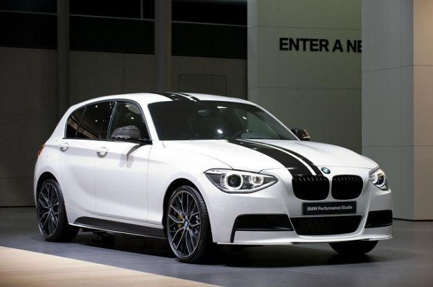 BMW Serie 1, nuovi optional M Performance mostrati in un video teaser