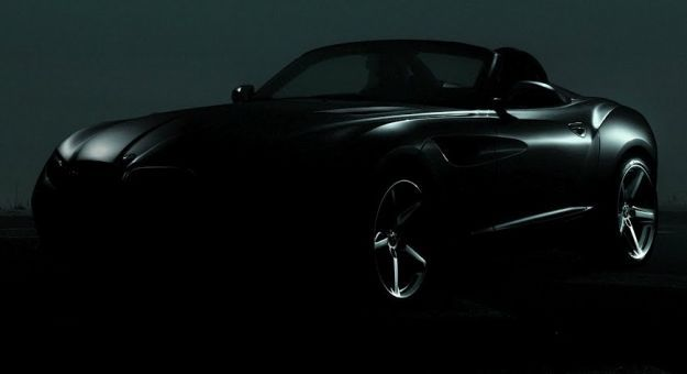 BMW Zagato Roadster Concept: teaser in attesa di Pebble Beach 2012