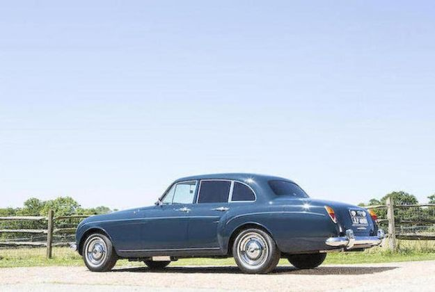 Bentley S3 Continental Flying Spur 2