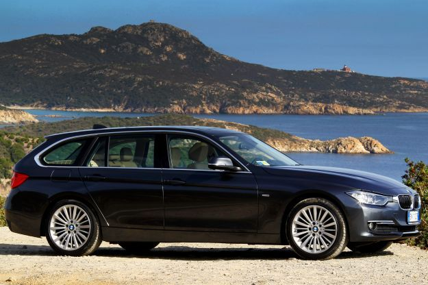 Bmw Serie 3 Touring MY 2015