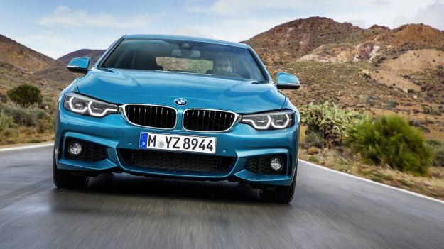 Bmw Serie 4 Coupe 2017 design