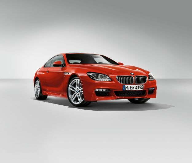 BMW Serie 6 M Sport e scheda tecnica Grand Coupé [FOTO e VIDEO]