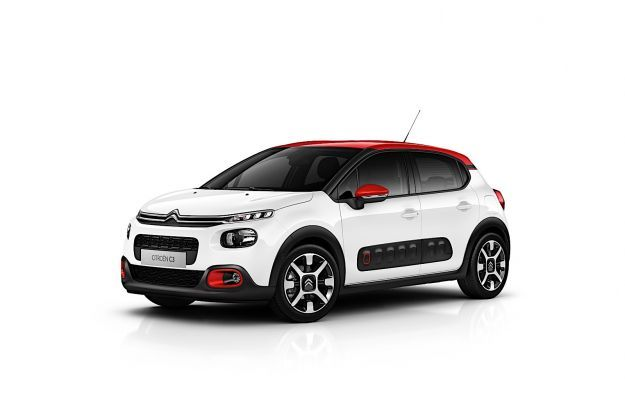 Citroen C3 1.2 Pure Tech 110 con cambio automatico sequenziale a 6 marce.