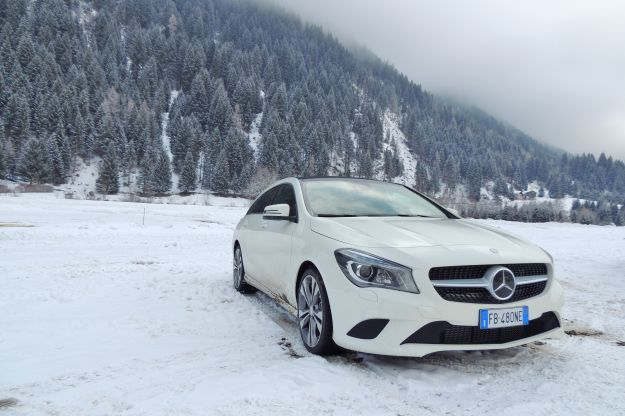 Mercedes CLA Shooting Brake 220d 4MATIC