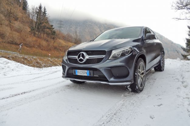 Mercedes GLE Coupé 350d 4MATIC