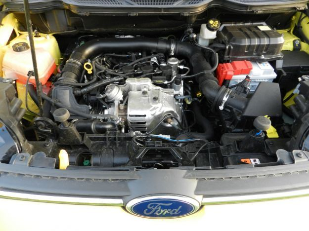Ford EcoSport S motore