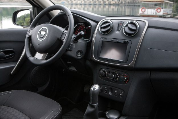 Dacia Logan MCV Gpl interni