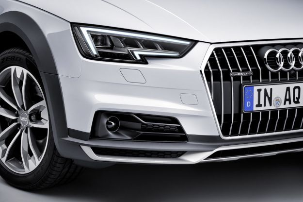 Design Audi A4 Allroad 2016