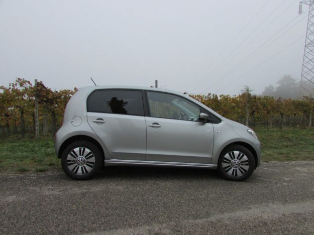 Dimensioni Volkswagen e up
