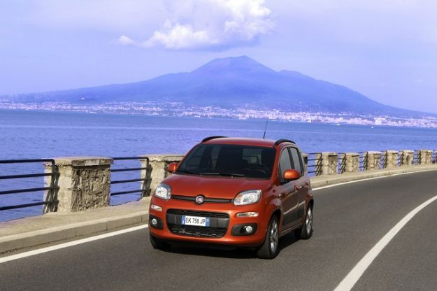Fiat Panda Natural Power 2012: debutto al Salone di Parigi