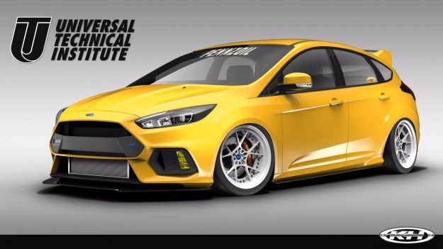 Ford Focus RS Univeral Technical  Institute
