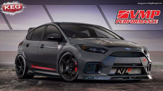 Ford Focus RS VMP Performance
