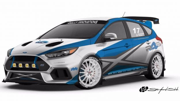 Ford Focus RS by Rally Innovations