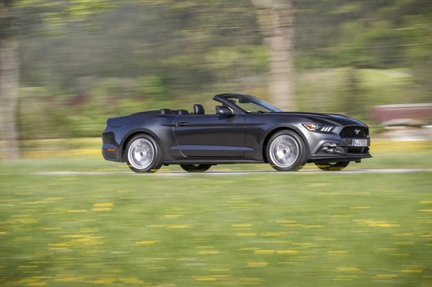 Ford Mustang Ecoboost prova dimensioni (1)