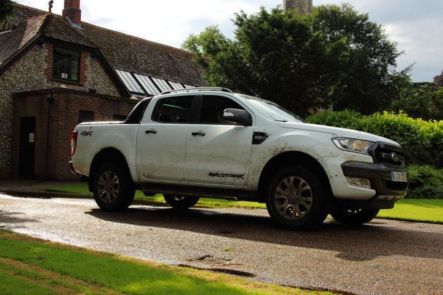 Ford Ranger dimensioni e design