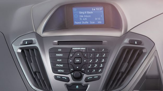 Ford Tourneo Custom, Sync