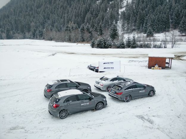 Mercedes AMG Driving Academy