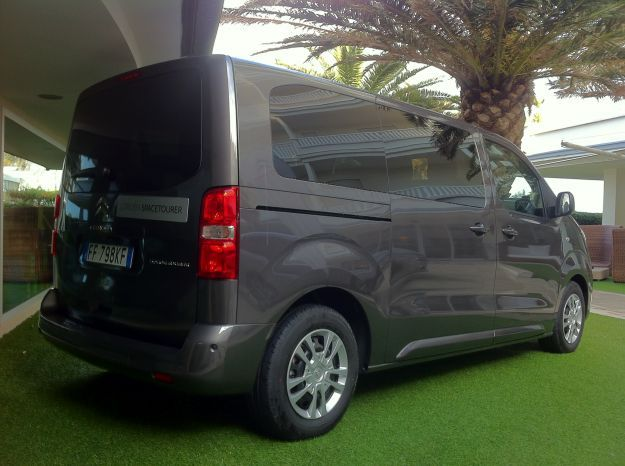 Citroen Spacetourer motori