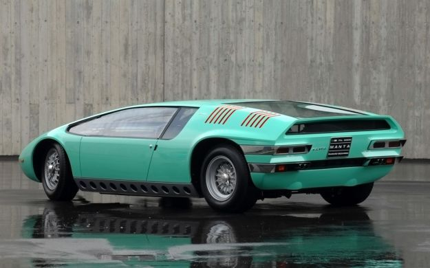 Italdesign Bizzarrini Manta