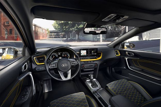 Kia Xceed interni