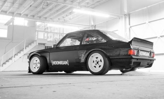 La nuova Gymkhana Car di Ken Block Ford Escort RS