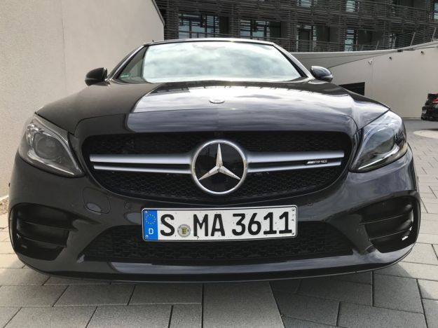 MERCEDES BENZ AMG C 43 4MATIC (3)