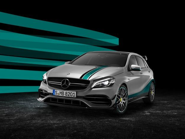 Mercedes AMG A45 World Champion Edition 1
