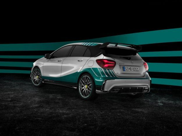 Mercedes AMG A45 World Champion Edition 3 696x522