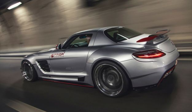 Mercedes Benz SLS Prior Design 9