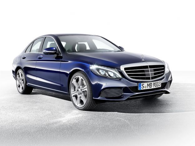Mercedes Benz C 300 BlueTEC HYBRID, Exclusive Line, Cavansitblau
