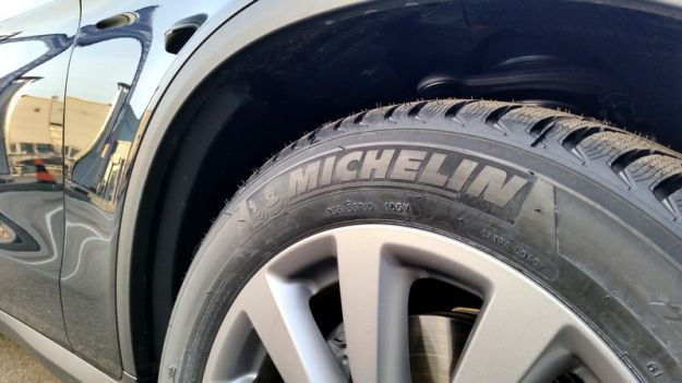 Mercedes GLC Coupé Michelin CrossClimate