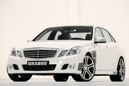 Tuning – Mercedes S350 Bluetec by Brabus