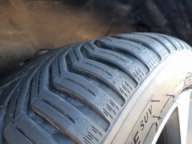 Michelin CrossClimate SUV battistrada