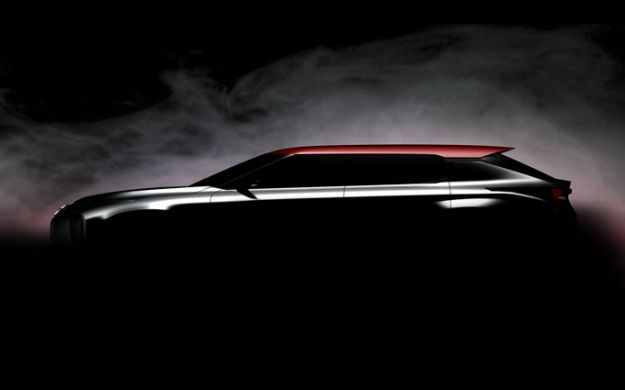 Mitsubishi Ground Tourer teaser